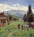Steele Theodore Clement Cumberland Mountains