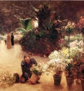Steele Theodore Clement Flower Mart
