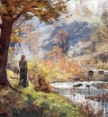 Steele Theodore Clement Morning by the Stream