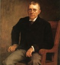 Steele Theodore Clement Portrait of James Whitcomb Riley