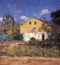 Steele Theodore Clement The Grist Mill