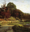 Steele Theodore Clement The Oaks of Vernon