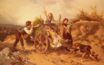 Gerard Theodore The Country Children