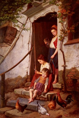 Gerard Theodore The Farmers Children