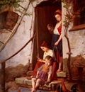 Gerard Theodore The Farmers Children