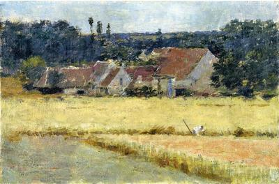 Robinson Theodore French Farmhouse