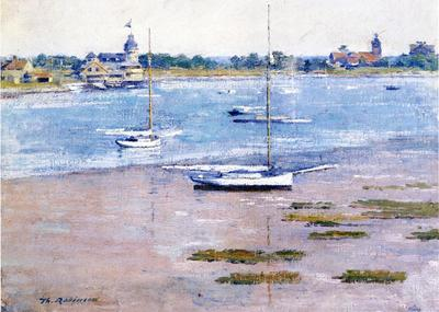 Robinson Theodore Low Tide