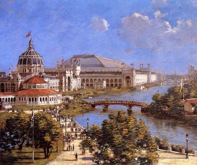 Robinson Theodore World s Columbian Exposition