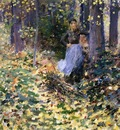 Robinson Theodore Autumn Sunlight