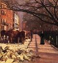 Robinson Theodore Beacon Street Boston