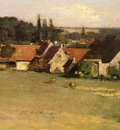 Robinson Theodore Farmhouse at Grez