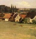Robinson Theodore Farmhouse at Grez
