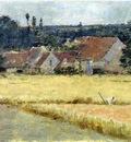 Robinson Theodore French Farmhouse