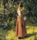 Robinson Theodore In the Grove
