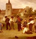 Duverger Theophile Emmanuel Hopscotch