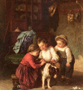 Duverger Theophile Emmanuel The Patient Pet