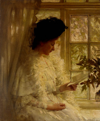 Kennington Thomas Benjamin The Letter