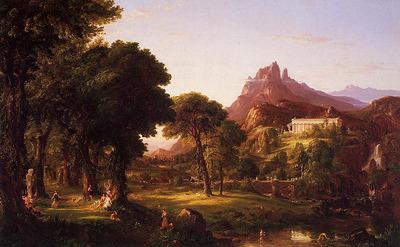 Cole Thomas Dream of Arcadia