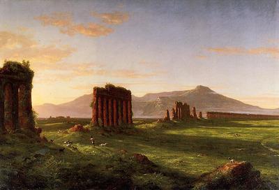 Cole Thomas Roman Campagna