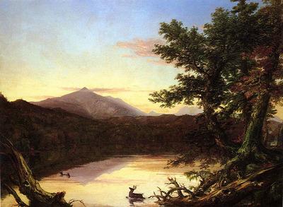 Cole Thomas Schroon Lake