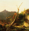 Cole Thomas Autumn Landscape Mount Chocorua