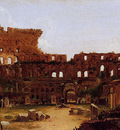 Cole Thomas Interior of the Colosseum Rome