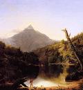 Cole Thomas Mount Chocorua New Hampshire