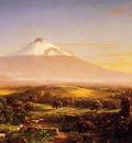 Cole Thomas Mount Etna