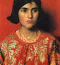 Thomas Cooper Gotch TheExile 1930Small