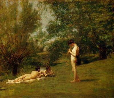 Eakins Thomas Arcadia