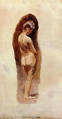 Eakins Thomas Female Nude