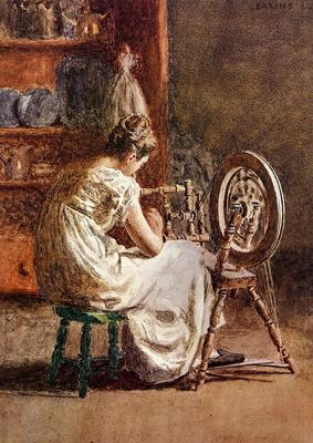 Eakins Thomas Homespun
