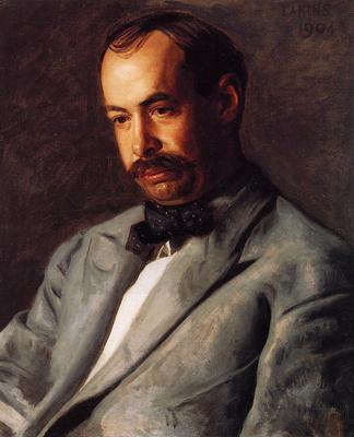 Eakins Thomas Portrait of Charles Percival Buck