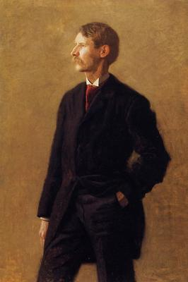 Eakins Thomas Portrait of Harrison S  Morris