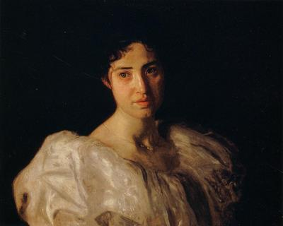 Eakins Thomas Portrait of Lucy Lewis