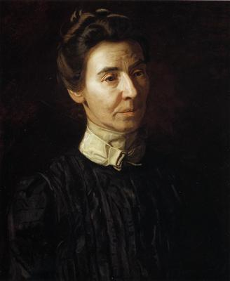 Eakins Thomas Portrait of Mary Adeline Williams