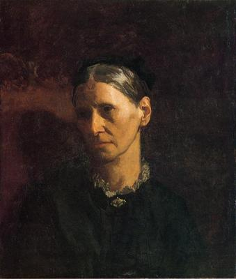 Eakins Thomas Portrait of Mrs  James W  Crowell