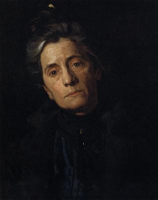 Eakins Thomas Portrait of Susan MacDowell Eakins