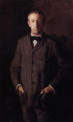 Eakins Thomas Portrait of William B  Kurtz