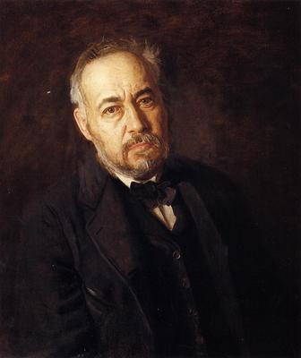 Eakins Thomas Self Portrait