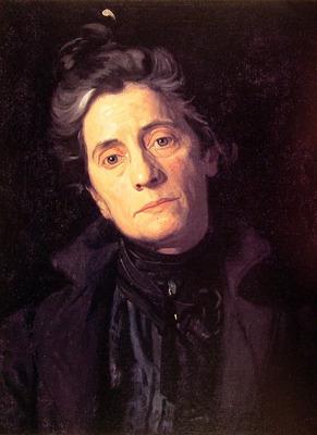 Mrs Thomas Eakins