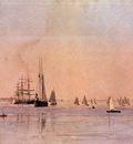 Eakins Thomas Drifting