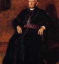 Eakins Thomas Portrait of Archbishop William Henry Elder