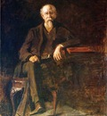 Eakins Thomas Portrait of Dr  William Thompson