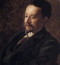 Eakins Thomas Portrait of Henry Ossawa Tanner