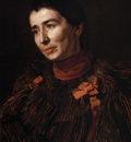 Eakins Thomas Portrait of Mary Adeline Williams2