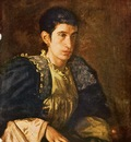 Eakins Thomas Signora Gomez d Arza