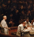 Eakins Thomas The Agnew Clinic