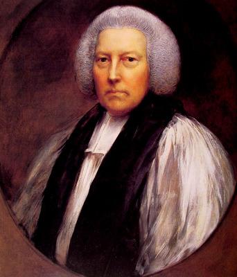 Richard Hurd, Bishop of Worcester