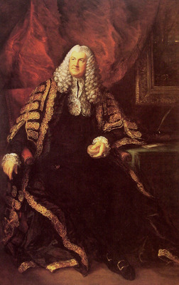 The Honourable Charles Wolfran Cornwall